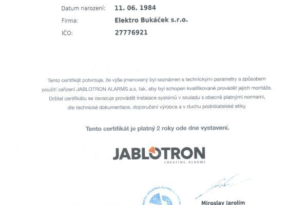 Certifikáty 001