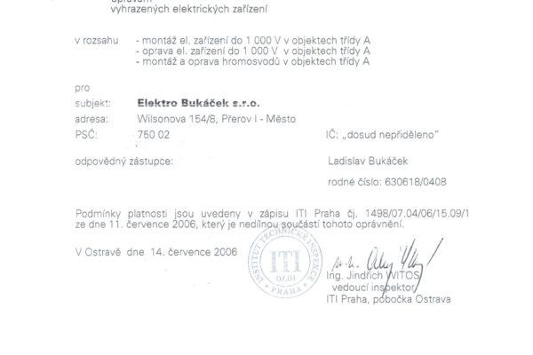 Certifikáty 003